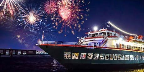 July 4th Weekend NYC Midnight Summer Cruise Blackout Yacht Party tickets