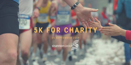 Shannon Group Charity 5K tickets