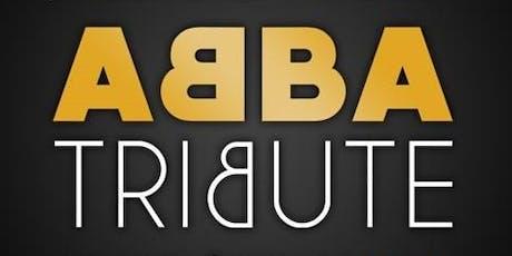 TIBUTE TO ABBA tickets