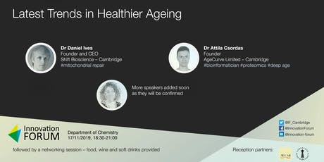 Latest Trends in Healthier Ageing tickets