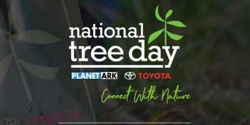 National Tree Day at The Gables