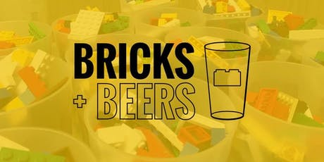 Bricks + Beers - playtime for adults! July 2019 tickets