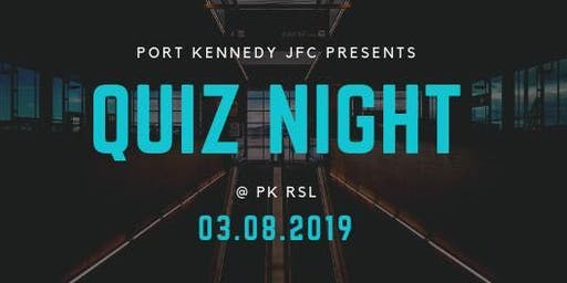 Port Kennedy Cats Quiz Night!
