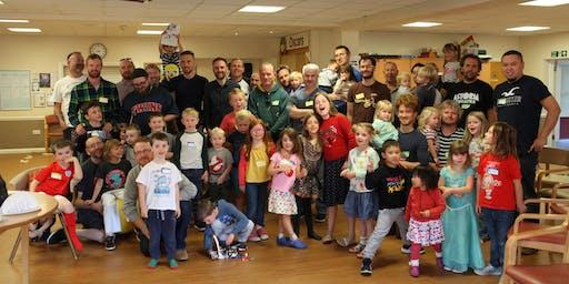 Dad La Soul -Playdate Club - Toy Repair Workshop | Lego | Craft For Dads & Kids
