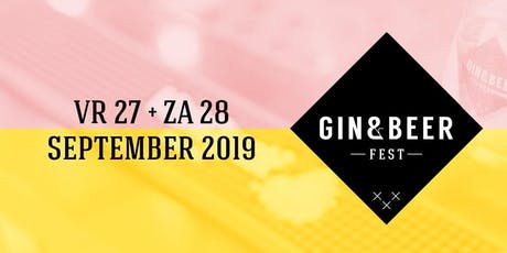 Gin and Beer Fest 2019 tickets