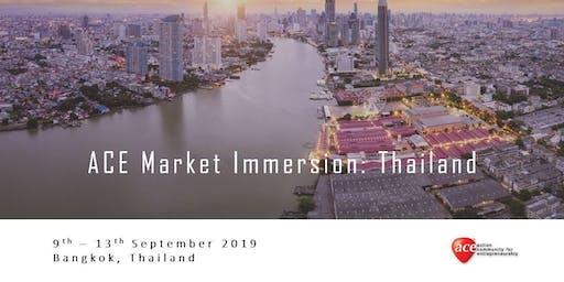 ACE Market Immersion: Thailand (Registration of Interest)