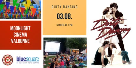 Moonlight Cinema Valbonne - Dirty Dancing tickets