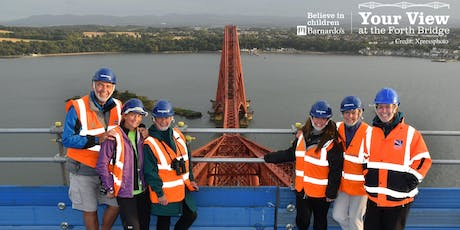 Your View at the Forth Bridge - Sunday 15th September 2019   tickets