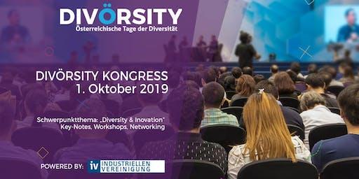 DIVÖRSITY Kongress 2019 (powered by IV)