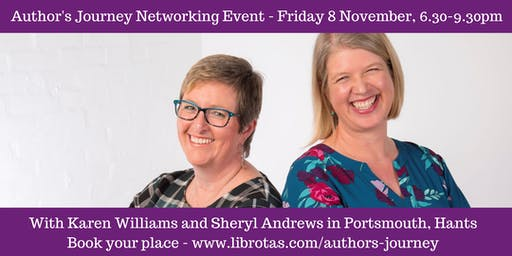 Author's Journey Networking Event