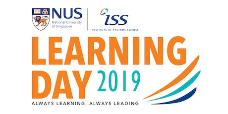 Learning Day 2019 tickets