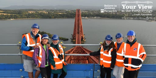 Your View at the Forth Bridge - Friday 13th September 2019