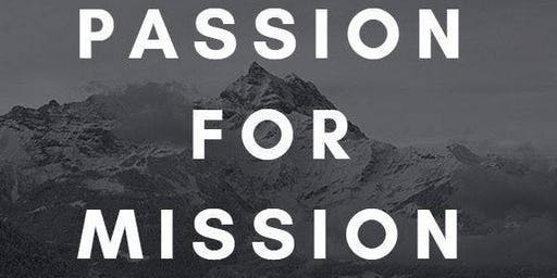 The Passion for Missions