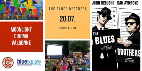Moonlight Cinema Valbonne - The Blues Brothers tickets