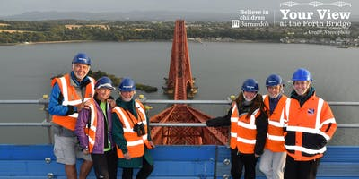Your View at the Forth Bridge - Saturday 21st September 2019