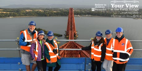 Your View at the Forth Bridge - Saturday 21st September 2019   tickets