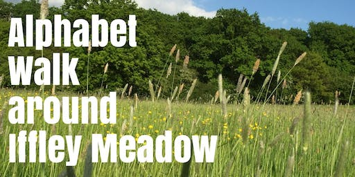 Alphabet Walk around Iffley Meadow