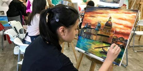 Professional Acrylic Painting Lessons tickets