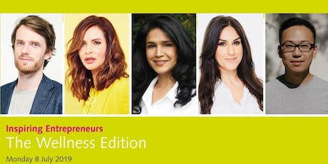 Inspiring Entrepreneurs: The Wellness Edition (Live Screening)  tickets