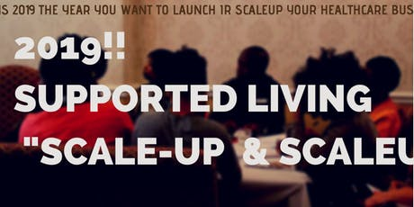 "START-UP!!!! ""How to start a Supported Living Business"" - startup & scale-up Workshop (LEEDS) tickets"