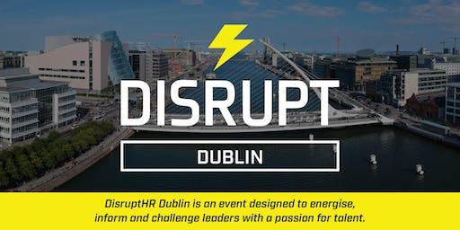 DisruptHR Dublin 2019