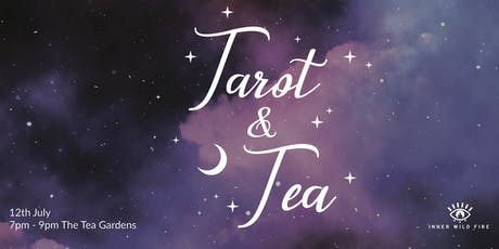 Tarot & Tea tickets