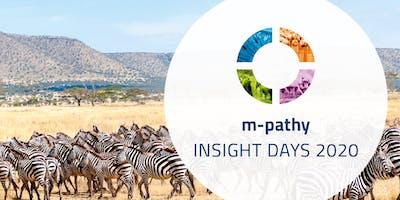 m-pathy UX Insight Days 2020