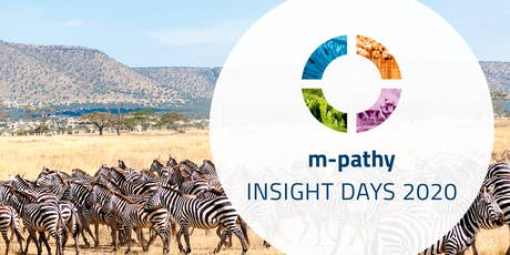 m-pathy UX Insight Days 2020 Tickets
