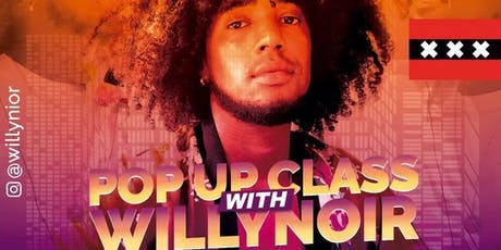 Miami AfroDance Workshops with WillyNoir(NL) tickets