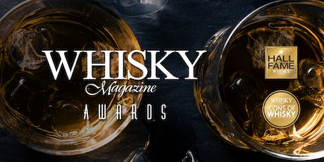 Whisky Magazine Awards Ireland 2020 tickets