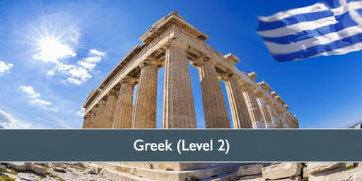 Greek Modern (Level 2) - October 2019