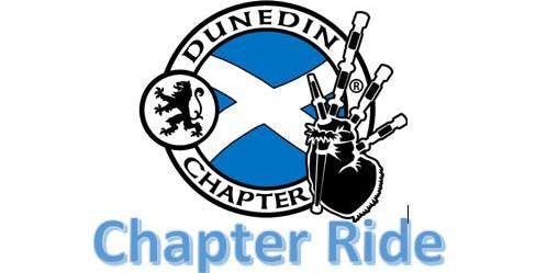 Chapter Ride - Dunbar Life Boat Parade