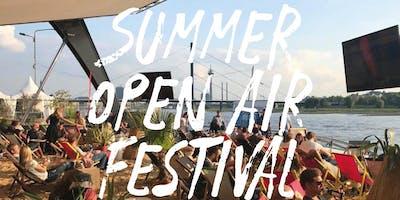 Summer Open Air Festival @Beachclub Düsseldorf