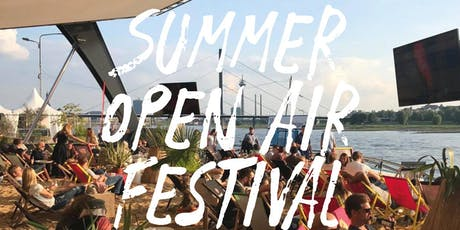 Summer Open Air Festival @Beachclub Düsseldorf Tickets