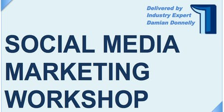 Social Media Marketing 1 Day Workshop  tickets