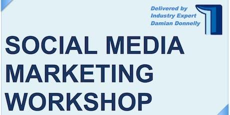 Social Media Marketing 1 Day Workshop  tickets