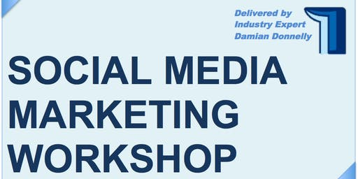 Social Media Marketing 1 Day Workshop