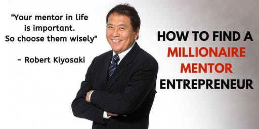 HOW TO FIND A MILLIONAIRE MENTOR ENTREPRENEUR (1 Year Mentorship Program)