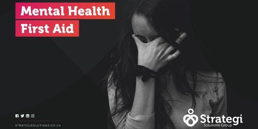 Mental Health For First Aid