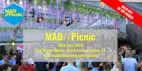 MAD//Picnic tickets