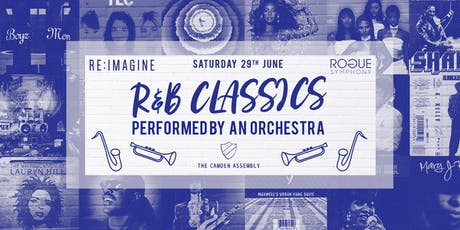 R&B Classics Performed by an Orchestra tickets