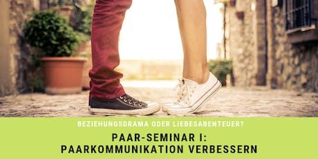 Paar-Seminar I: Paarkommunikation verbessern Tickets