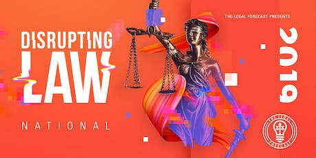 Disrupting Law (VIC) 2019	tickets