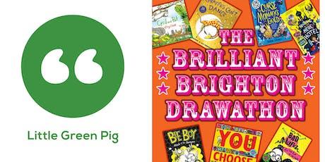 The Brilliant Brighton Drawathon tickets