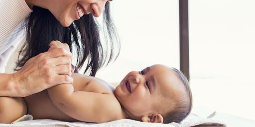 Baby Massage, Cedar Tree, Hemel Hempstead, 10:00 - 11:30, 01/08/19 - 29/08/19