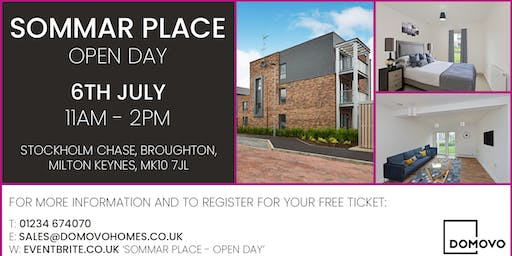 Sommar Place - Open Day