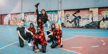 Up Our Street: Pop Up Street Dance Workshop tickets