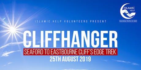 Cliffhanger - Seaford to Eastbourne Cliff's Edge Trek tickets