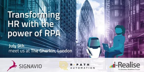 Transforming HR with the power of RPA tickets
