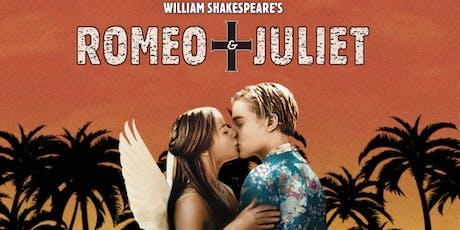 POWDERHAM CASTLE - ROMEO & JULIET (Cert 12) tickets